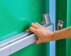 manutenzione di porte tagliafuoco ad Olbia